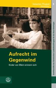 Buchcover Aufrecht im Gegenwind